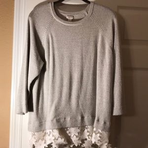 J CREW top-good condition